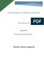 simulaciones electrónica 3
