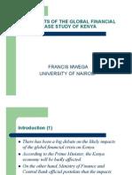 444 Presentation 10 Effects Gfc Case Study Kenya
