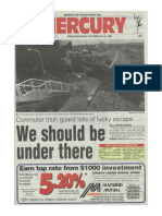 The Maitland Mercury, October 24 and 25, 1997