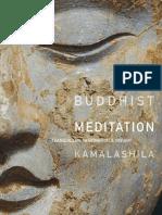 Buddhist Meditation - Kamalashila