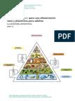 La Piramide Alimenticia