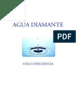 agua diamante