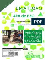 Matematicas Cuarto A ESO