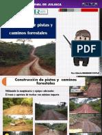 Tema 11 Pistas y Caminos Forestales