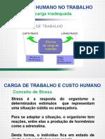 Carga de trabalho e custo humano atividade, tarefa e condições de trabalho - Parte II.pdf