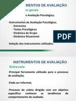 Instrumentos de avaliação (critérios de seleção, avaliação e interpretação dos resultados).pdf