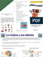 Efectos de La Música en El Ser Humano 10-2017