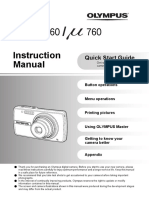 Stylus 760 Instruction Manual