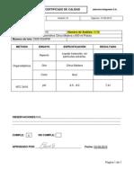 F-cc-0034 Certificado de Calidad Agosto-2010
