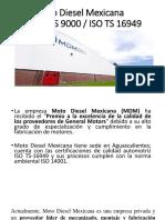 Moto Diesel Mexicana