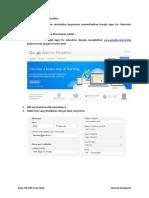 Tutorial Instalasi Google Apps Education