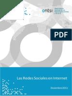 20111201 Ontsi Redes Sociais