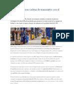 DHL Optimiza Su Cadena de Suministro Con El Método Lean