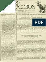 March 2005 Ecobon Newsletter Hilton Head Island Audubon Society