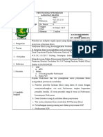 9. SOP Penyusunan SOP layanan klinis.doc