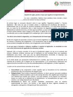 Sistema Normativo y Tecnicas Legislativas Nociones Generales
