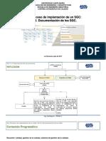 III.3.2.   Documentación de los SGC