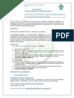 Actividad 2 -Matriz Análisis de Lectura y Coevaluación.