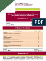 Guía Investigacion Formativa