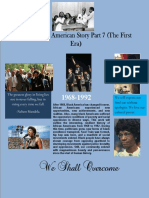 The African American Story Part 7 (The First Era)