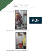 Elaboración de Mezclas de Prueba en Laboratorio