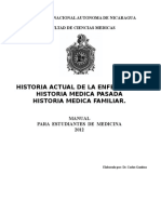 2016 Smophistoria Actual de La Enfermedad Documento Interrogatorio