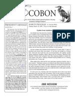 March 2009 Ecobon Newsletter Hilton Head Island Audubon Society