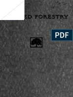 Applied Forestry Written Particularly for Owners and Managers 1912