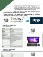 Criterios de Seleccion de Hardware