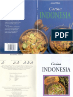 Cocina Indonesia