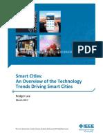 Ieee Smart Cities Trend Paper 2017