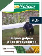 Periodico Sequia Golpea a Los Productores Anapo