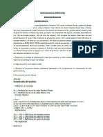 EJERCICIOS PRIMER PARCIAL - Investigacion de Operaciones
