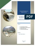 Análisis de Sequías Informe