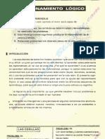 PROBLEMAS RESUELTOS DE RAZONAMIENTO LÓGICO Y MATEMATICA RECREATIVA