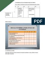 Criterios Para El Desarrollo de Las Actividades Finales de Teorias i