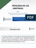 Fisiopatologia de Las Arritmias