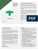 Safety Handbook CSC
