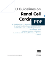 EAU Guidelines Renal Cell Carcinoma 2016