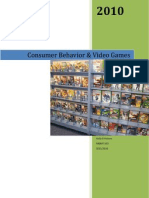 MarketingProject-VideoGames