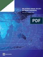 Banco Mundial Relatório Anual de 2011