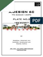Resort Research