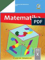 Buku Siswa Kelas 10 Matematika.pdf
