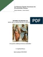 Istoria filosofiei antice.doc