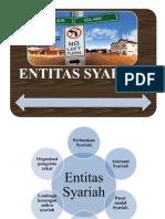 ENTITAS SYARIAH