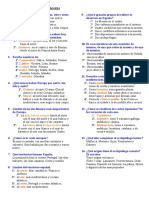 Preguntas clave Tema 1 sociales 6º primaria saber hacer