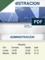 1.administración