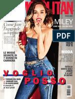 Cosmopolitan Italia Ottobre 2017