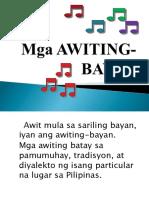 Awiting Bayan