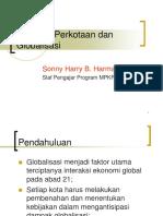 Ekonomi Perkotaan Dan Globalisasi